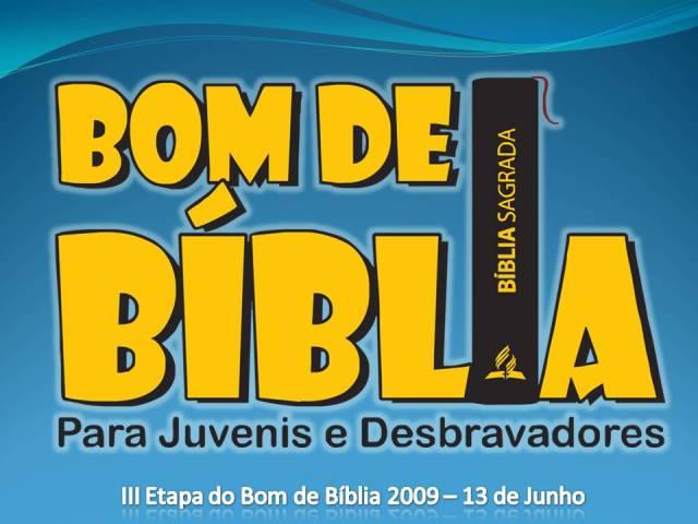 III Etapa Bom de Bíblia