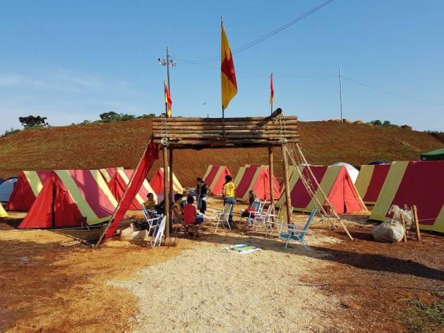 portal clube dinamis campori regional anc 2017 desbravadores
