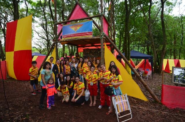 portal clube dinamis campori usb 2015 desbravadores
